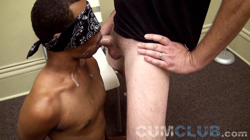 CumClub.com - Anonymous Cum Sucker