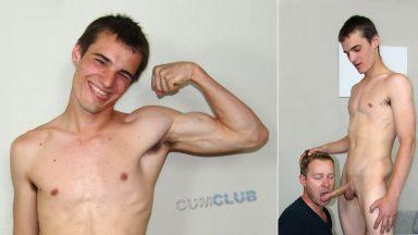 Fit, Young & Uncut - CumClub.com