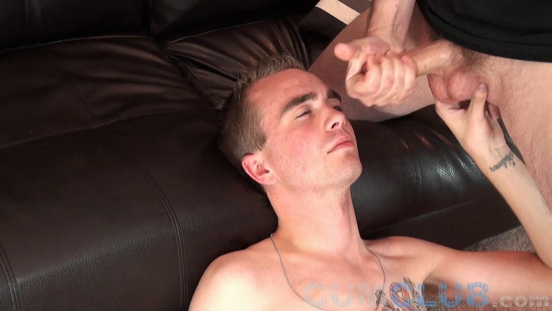Big Load On Your Face - CumClub.com