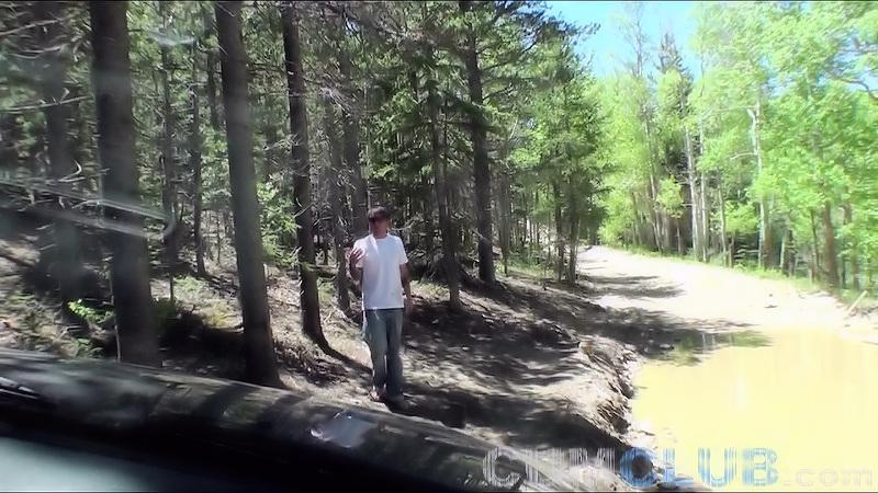 Raw Forest Fuck - CumClub.com