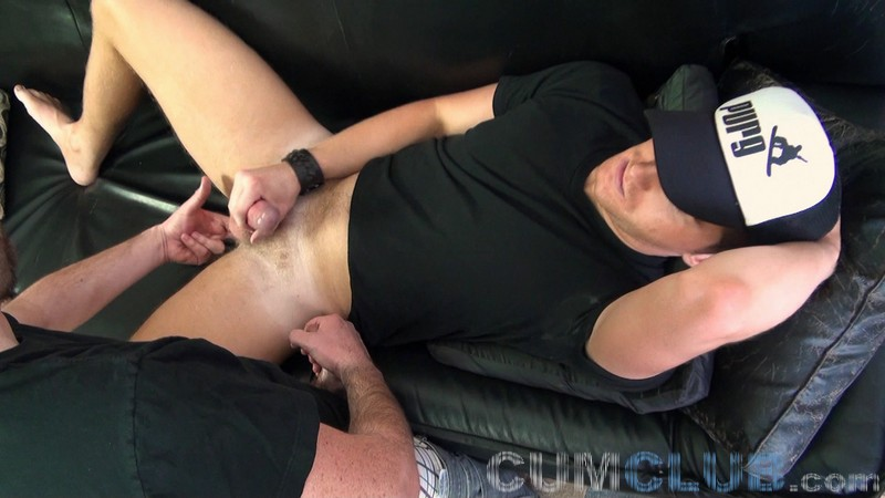 Oh Wow, That Was A Lot! - CumClub.com