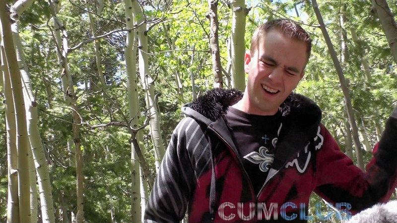 Little Guy, Big Wood - Swallowed - CumClub.com