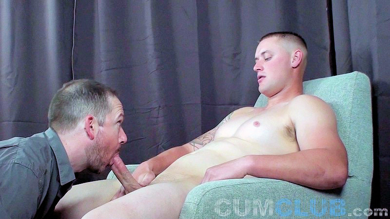 Suck , Swallow, Lick Him Clean - CumClub.com