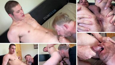 Chill Straight Dude Swallowed - CumClub.com