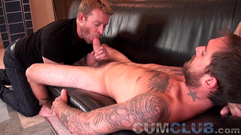 Huge Cock Feeding - CumClub.com