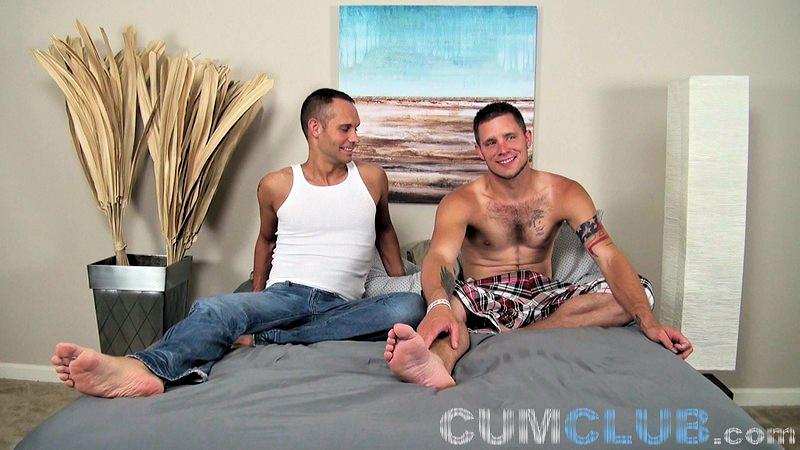 Fuck The Cum Out! - CumClub.com