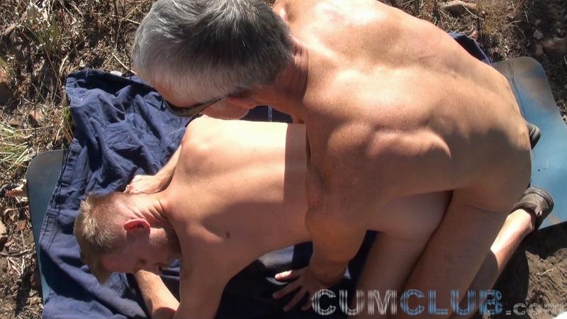 Loads on a Mountaintop - CumClub.com