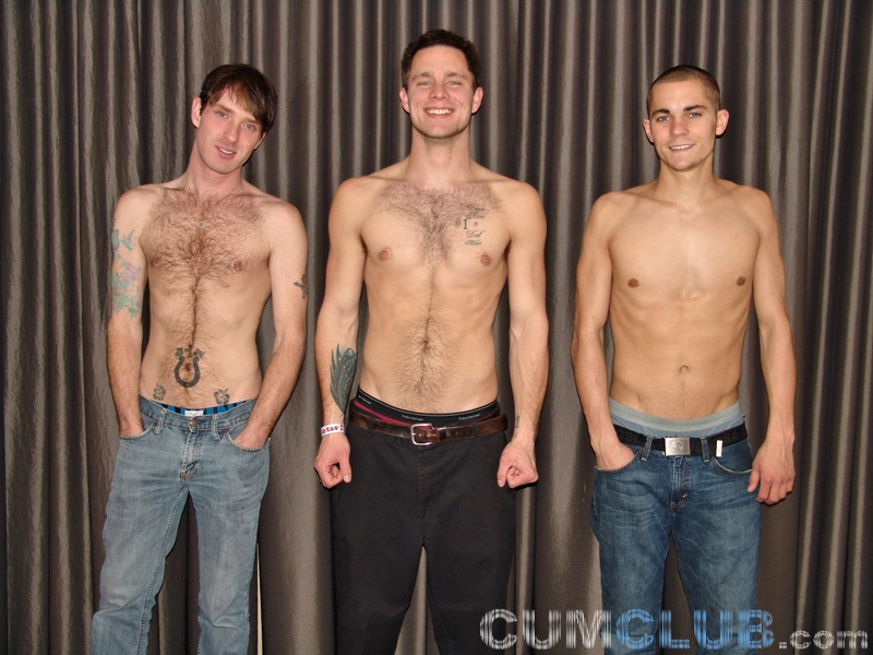Group Suckoff - CumClub.com