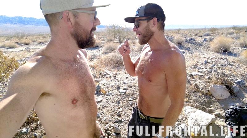 FullFrontal.Life | Dirt Road Butt Fuck | Highway J/O