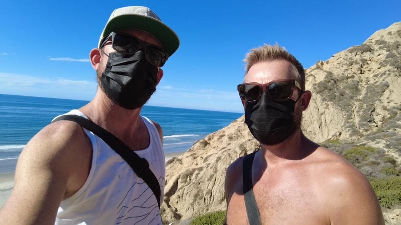 FullFrontal.Life | Nude Beach | Roadside Swallow
