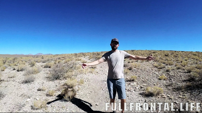 FullFrontal.Life | Nude Hot Springs | Mexican Border Breakdown