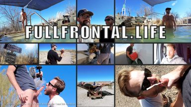 FullFrontal.Life | Nude Hot Springs | Mexican Border Breakdown