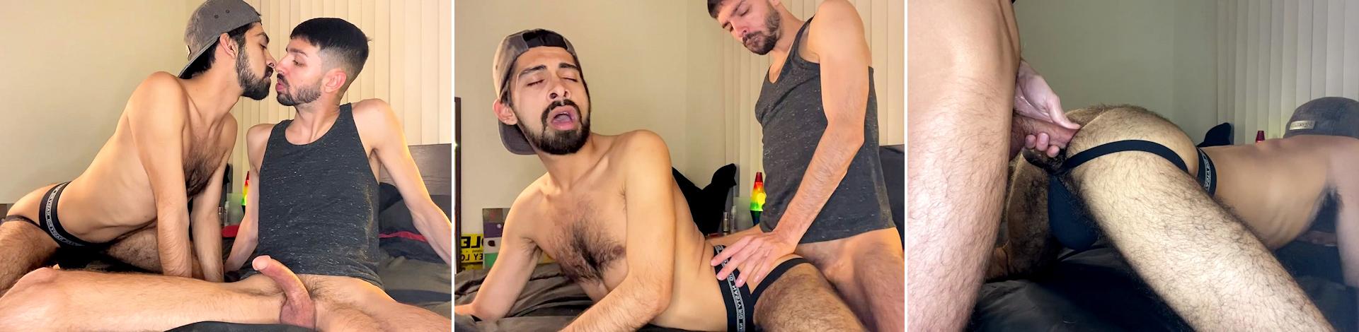 Naughty Bay Boys - Cum Inside Me