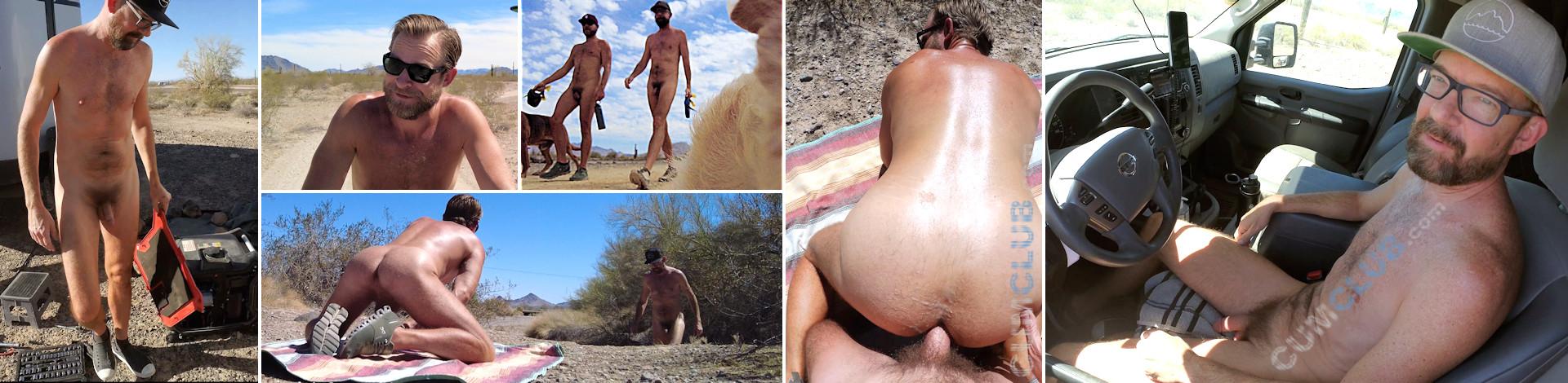 FullFrontal.Life | Naked Challenge | Outdoor Cum Fuck (ep 8)