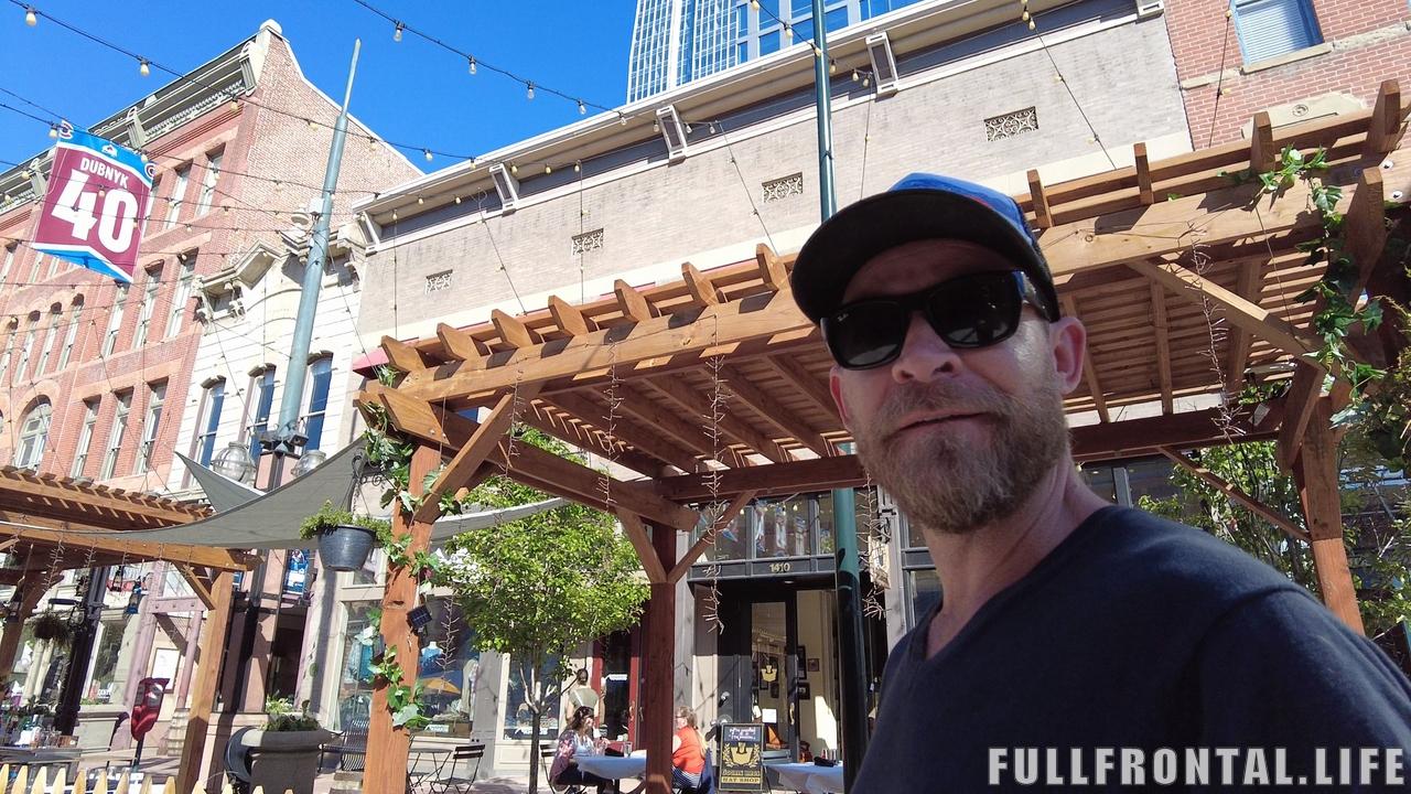 FullFrontal.Life | Day at the Lake | Denver Visit | Cum Swallow (ep 11)